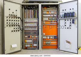 fuse box circuit breaker stock photos fuse box circuit breaker electricity distribution box wires circuit breakers and fuse box stock image