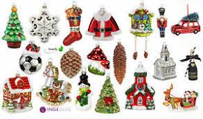Details Zu Weihnachtskugeln Glas Figuren Christbaumkugeln Christbaumschmuck Baumkugeln Neu