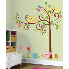 image of wall decor ideas for bedroom kids