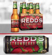 redd s strawberry ale