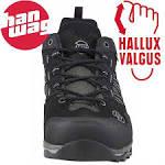 wandelschoenen voor hallux valgus