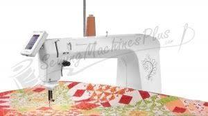 Husqvarna Viking Quilt Designer II Sewing & Embroidery Machine ... & ... Husqvarna Viking Platinum 16 Longarm Quilting Machine (lovely Husqvarna  Viking Long Arm Quilting Machine ... Adamdwight.com