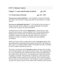 protein synthesis essay chnops simulating protein synthesis essay chapter from gene to proteinchapter genes and proteins synthesis pg