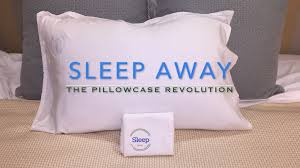 A clean, easier way to case your pillow.