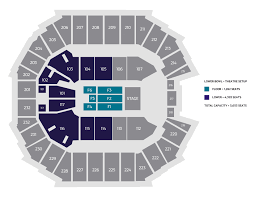 Je Broyhill Civic Center Seating Chart Seating Charts Spectrum Center Charlotte