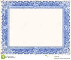 diploma border template certificate border stock photo image of customizable 4064686
