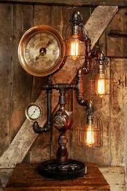 steampunk lighting. Steampunk Lamp, Amazing Antique 10\ Steampunk Lighting I