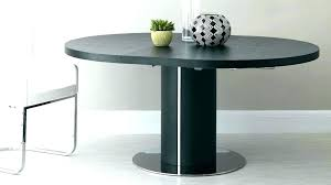 round extendable dining tables save to idea board extendable glass round expanding dining table extending glass