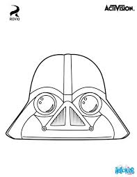 Small Picture Coloring Pages Darth Vader Coloring Pages Print Color Craft Darth