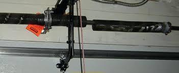 fixing garage door broken springs are our most frequent repair requests fix garage door cable came