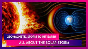 What Is a Solar Storm? How It Occurs ...