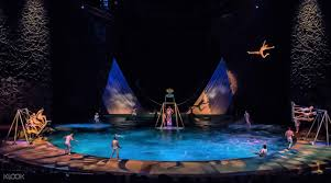 O By Cirque Du Soleil At The Bellagio Hotel And Casino Ticket Las Vegas