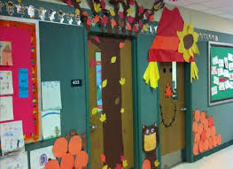 classroom door decorations for fall. Exellent For Decorating Ideas Fall Classroom Doors Door Door On Decorations For L