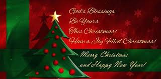 Merry Christmas Happy New Year Quotes