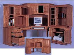 home office desk with hutch. Corner Computer Desk With Hutch For Home Drawgs Intended Office