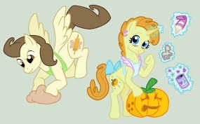 My Little Pony Pound Cake And Pumpkin Cake Older