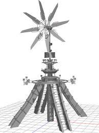 風都タワー仮面ライダーw Settingsun さんのイラスト ニコニコ静