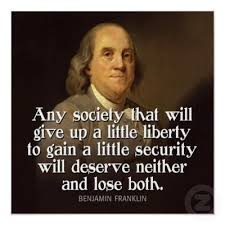 Liberty Quotes Beauteous Any Society That Will Give Up A Little Liberty To Gain A Little