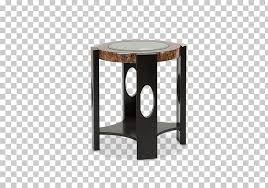bedside tables chair furniture tv tray table style round table png clipart