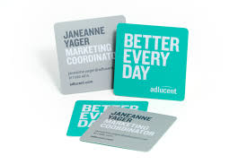 Design 41 Die Cut Plastic Business Cards With Miami Style