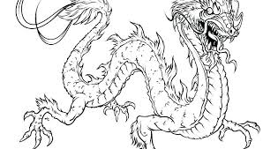 Dragon Coloring Pages Online Free Scary Dragon Coloring Pages Dragon