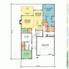 single story house plans unique one story house home plans design basics travelemag