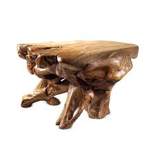 Organic Shaped Wood Table 1 Thumbnail
