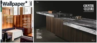 Kitchen Magazine Wallpaper Magazine July 2016 Rossana Feature Rossana