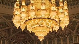 sultan qaboos grand mosque mu oman