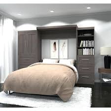 by queen wall bed kit with six drawers two door by queen wall bed kit with