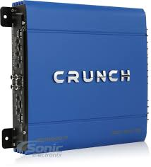 crunch pdx 1000 4 1000w max pdx series bridgeable 4 channel class a Dual Amp Wiring Diagram at Crunch Amp Wiring Diagram