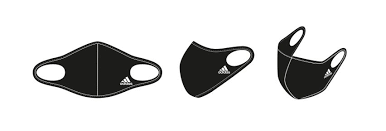 adidas launches reusable face mask