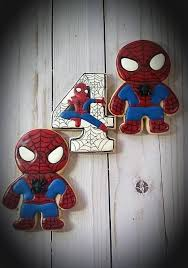 Pin by Priscilla Gregory on Character cookies | Superhero cookies, Cartoon  movie characters, Cartoon movies