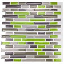 Green Tile Backsplash Kitchen Online Buy Wholesale Green Tile Backsplash From China Green Tile
