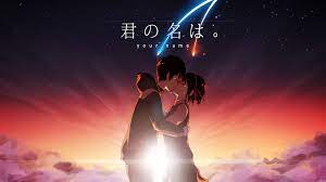 Wallpapers from anime Your Name ...