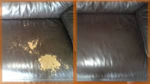 leather furniture repair and cleaning
