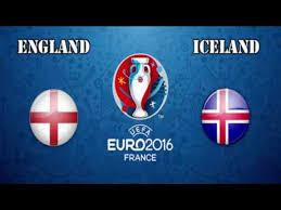 Euro 2016 : England vs Iceland 27/06 ...