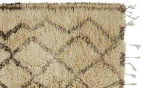 vintage beni ourain rug 12 8 x