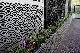 bunnings garden fencing herb box home outdoor decoration vertical