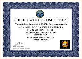Certificate Of Completion Templates Certificate Of Completion Template Free Psd Best Training