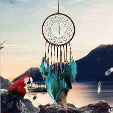 Dream Catcher Kits For Kids Fascinating MEXIDAWN DIY Feather Dream Catcher Kits Wall Hanging BOHO Decor