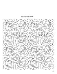 Digitized Quilting Patterns
