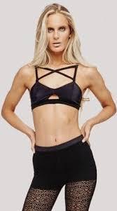 Women's Cross front Activewear <b>Workout Running</b> Yoga <b>Sports Bra</b> ...