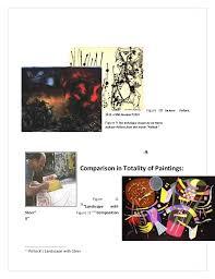 extended essay visual arts  11 figure 09 jackson pollock