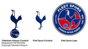Значение логотипа tottenham hotspur, история, информация. Tottenham Hotspur Force Fleet Spurs Badge Redesign Bbc News