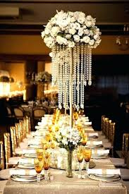 chandelier centerpieces for weddings chandelier tall candelabra wedding centerpieces for