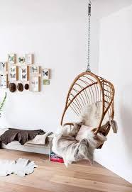 Bedroom: Magnificent Indoor Hanging Chairs For Bedrooms