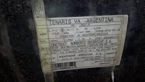 Recuperaron caños robados en Pampa Salamanca: eran para gasoductos y  terminaron como comederos de vacas - ADNSur - Agencia de Noticias de  Comodoro Rivadavia y Chubut