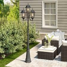save yard light post45