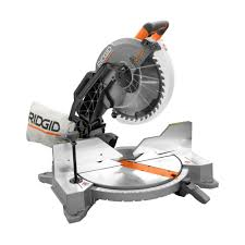 ridgid miter saw stand parts. ridgid 15 amp 12 in. dual bevel miter saw with laser-r4122 - the home depot ridgid stand parts